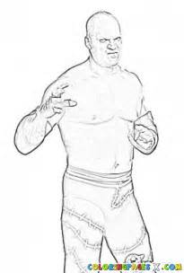HD wallpapers wrestler mask coloring pages