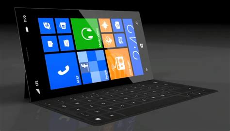 surface phone concept looks real enough to touch in new digital trends