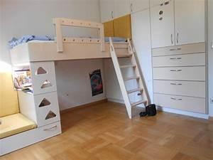 Jugendzimmer Mit Podest : funktionalit t im kinderzimmer holz und design ~ Michelbontemps.com Haus und Dekorationen