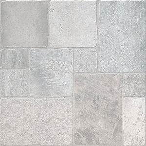 Carrelage sol gris effet pierre rolling l335 x l335 cm for Abri de jardin en pvc leroy merlin 4 carrelage sol gris effet pierre rolling l 33 5 x l 33 5 cm