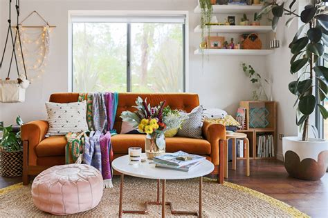 Casual Loft Style Living by Bohemian Style Decor Ideas From Australian Homes