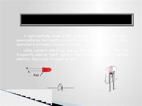 Light Emitting Diode Led