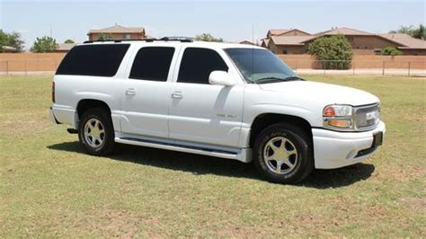 security system 2001 gmc yukon xl 2500 parking system buy used 2002 gmc yukon xl 1500 denali suv 4 door 6 0l bail bond auction in gilbert arizona