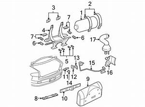 Chevrolet Cavalier Housing Seal  Cng  1998