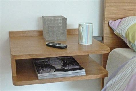 wall mounted bedside table google search projects