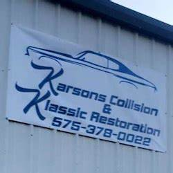 Karson Auto : karson 39 s collision klassic restoration visit ruidoso ~ Gottalentnigeria.com Avis de Voitures