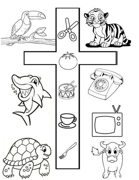 Dibujo De Letra T Para Colorear Dibujos Net Termurah 2018