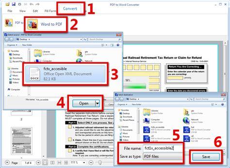 Word To Pdf Converter, Pdf To Word Converter Free Download