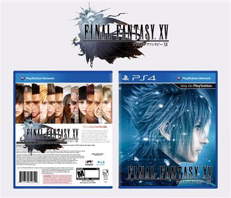 final fantasy xv playstation  box art cover  vitalovitalo