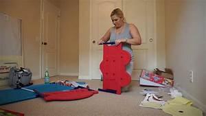 Minnie Maus Bett : micky maus bett aufbau toddler mickey mouse bed youtube ~ Watch28wear.com Haus und Dekorationen