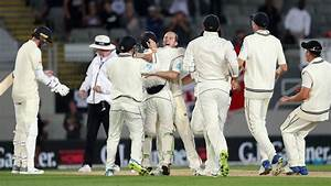 New Zealand thrash England in Auckland Test match   The ...