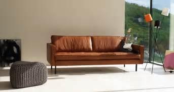 Ledersofa Rot by Ledersofa 3 5er Braun Modern Texada Sofas Bei Interio
