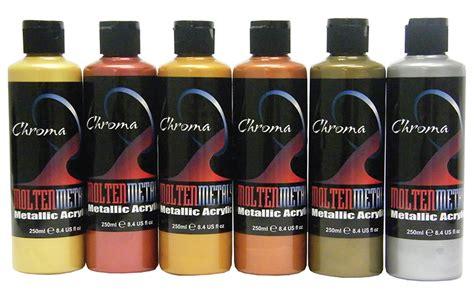 Chroma Molten Metal / Us / Products / Chroma