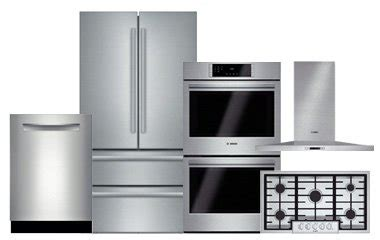 bosch stainless steel appliance package  gas cooktop abtcom