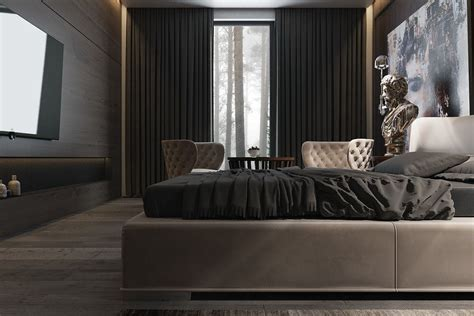 Three Luxurious Apartments With Modern Interiors by Pin On Layout