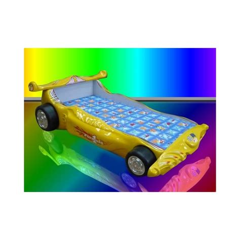 le led cing car racing car bed with led lights furniture by room home furniture