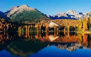 Beautiful, Lake, Scenery, Wallpapers