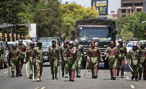 The Good News Today - Kenyan police kill dozens of ...