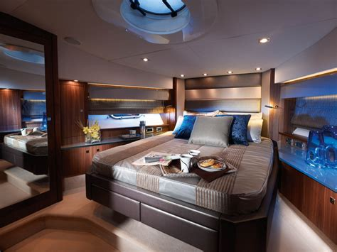 Bed room wall paper, luxury yacht bedroom interiors beautiful yacht interiors. Bedroom designs