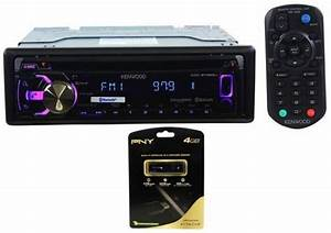 Kenwood Kdc Usb  Cd Player In Dash Receiver For Sale Online