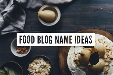 food blog logo design ideas  headers