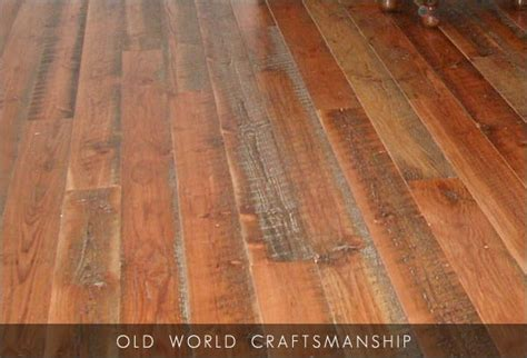 solid wood products wide plank flooring reclaimed