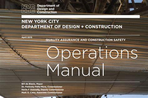 publications department  design  construction