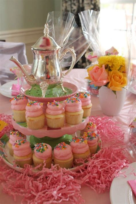 girls tea party   budget tea parties party themes