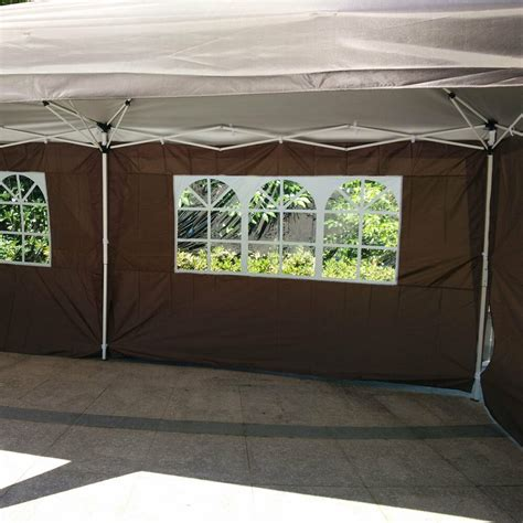 ez up gazebo 10 x 20 outdoor patio gazebo ez pop up tent wedding