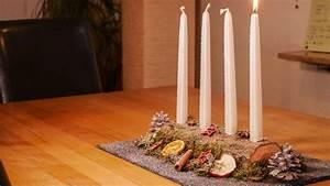 Adventskranz Länglich Selber Machen : adventsgesteck selber machen l nglich made by myself dein diy heimwerker blog ~ Eleganceandgraceweddings.com Haus und Dekorationen