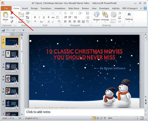 how to use the new how to convert powerpoint to with all original