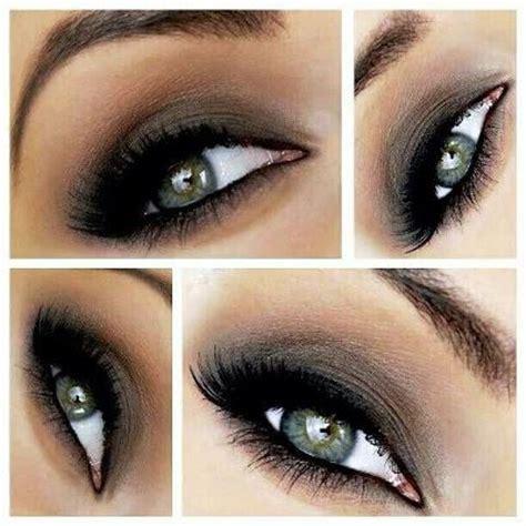shades  grey eyeshadow tutorial amazingmakeupscom