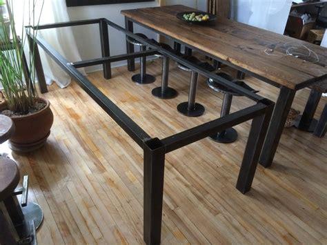 fabriquer une table bar de cuisine fabriquer une table bar de cuisine maison design bahbe com