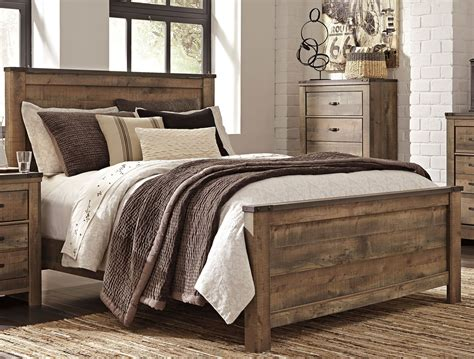 Rustic Contemporary Bedroom Furniture   Room Image and