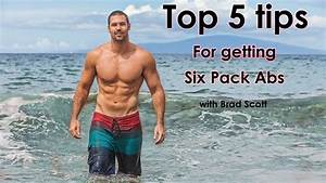 How To Get Six Pack Abs - Top 5 Tips For Ripped Six Pack Abs