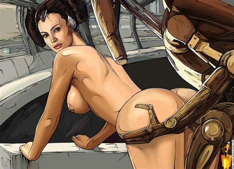 star wars sex battle droid and padme amidala001 comic art sorted by position luscious