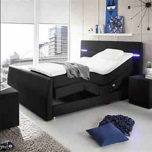 Boxspring Betten Luxus Gegen Schlafzimmer Dekoration