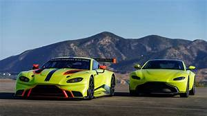 2018 Aston Martin Vantage GTE 4K 6 Wallpaper HD Car