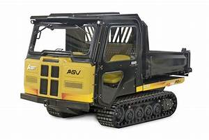 Asv Sc50 Scout Carrier Replacement And Oem Rubber Tracks