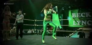 Induction  The Debut Of Becky Lynch - Nxt Producers Smoke Pot Of Gold - Wrestlecrap
