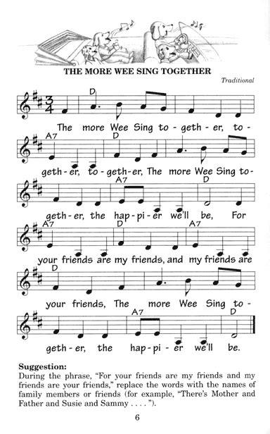 wee sing wee sing   car