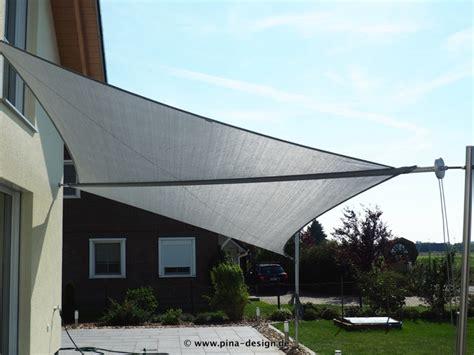 Sonnensegel Elektrisch Aufrollbar by Sonnensegel Aufrollbar Bilder Beispiele Und L 246 Sungen