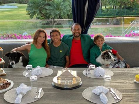 Tiger Woods to play with Charlie, 11, in father-son golf ...