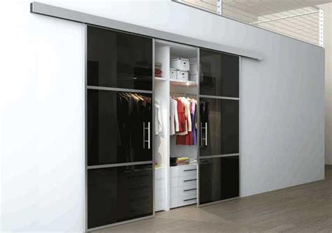 porta scorrevole cabina armadio sistema per porta scorrevole di cabine armadio facile