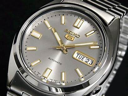 Seiko Automatic Watches Jewels Tic Automatico Reloj