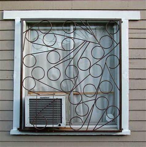 roselle nj custom window bars  windows bars