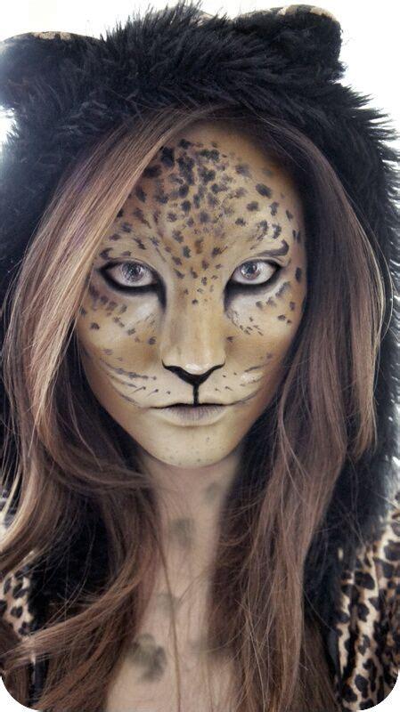 leopard make up best 25 leopard makeup ideas on leopard costume tiger makeup and cat makeup
