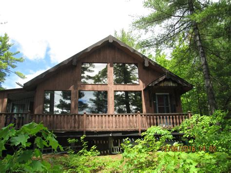 Crow Lake Holdings Cottage Mcdougall Cp Nht Gi Nm 2018