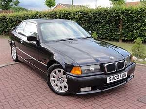 Bmw E36 323i Coupe  Manual  118k Miles  Cosmos Black With
