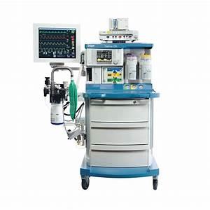 Anesthesia Machine Drager Fabius Os Refurbished